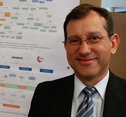 Msc. Carlos Araya Rivera