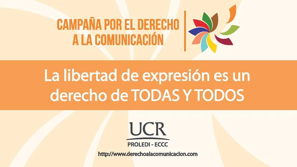 Los talleres sobre el derecho de acceso a la información pública son parte de la campaña por el derecho a la Comunicación que la ECCC desarrolla junto al PROLEDI UCR. PROLEDI/UCR.