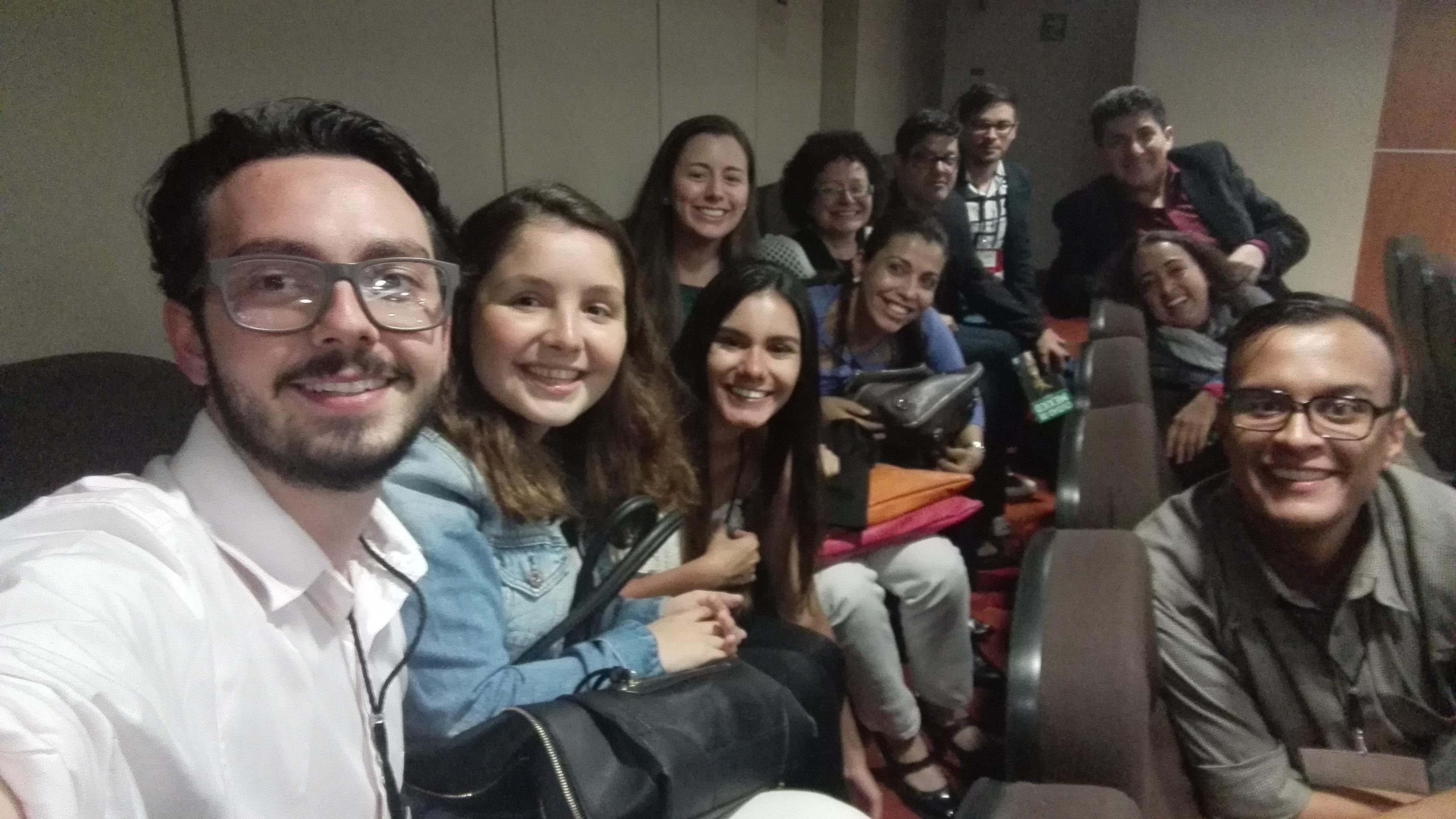 En el Congreso de ALAIC en México participaron tanto estudiantes como docentes de nuestra Escuela.