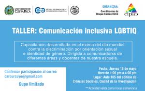 Taller comunicación Inclusiva