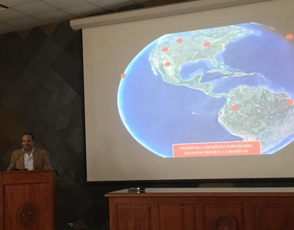 Foto Internacionalización Universidades